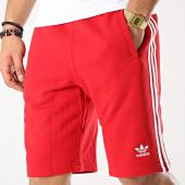 /achat-shorts-jogging/adidas-short-jogging-3-stripes-dv1525-rouge-blanc-166332.html