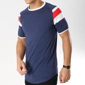 /achat-t-shirts-longs-oversize/terance-kole-tee-shirt-oversize-98216-4-bleu-marine-blanc-rouge-166312.html