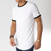 /achat-t-shirts-longs-oversize/terance-kole-tee-shirt-oversize-avec-bandes-98218-1-blanc-166356.html