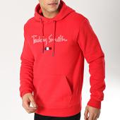 /achat-sweats-capuche/teddy-smith-sweat-capuche-seven-rouge-166702.html