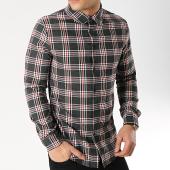 /achat-chemises-manches-longues/uniplay-chemise-manches-longues-a-carreaux-t565-noir-blanc-rouge-166682.html