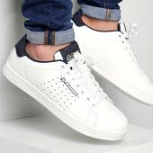 /achat-baskets-basses/kappa-baskets-lisboa-304nd40-911-white-blue-dark-166980.html