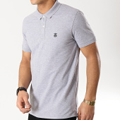 /achat-polos-manches-courtes/selected-polo-manches-courtes-haro-embroidery-gris-chine-166916.html