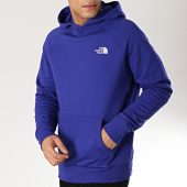 /achat-sweats-capuche/the-north-face-sweat-capuche-red-box-2zwu-bleu-electrique-166937.html