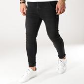 /achat-jeans/siksilk-jean-skinny-13004-noir-167077.html