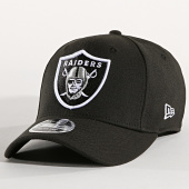 50bb4679d7760 New Era - Casquette Stretch Oakland Raiders 11871278 Noir