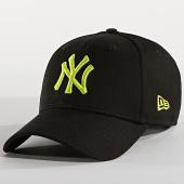 New Era - Casquette League Essential 940 New York Yankees 11871476 Noir e534a3354ebf