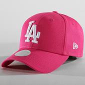 /achat-casquettes-de-baseball/new-era-casquette-femme-940-los-angeles-dodgers-11871482-rose-167492.html