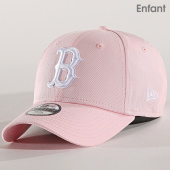 /achat-casquettes-de-baseball/new-era-casquette-de-baseball-enfant-league-essential-940-boston-red-sox-11871499-rose-167501.html