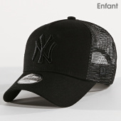 /achat-trucker/new-era-casquette-trucker-enfant-new-york-yankees-essential-11871545-noir-167502.html