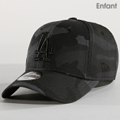 /achat-casquettes-de-baseball/new-era-casquette-enfant-camouflage-fabric-940-los-angeles-dodgers-11871640-noir-167524.html