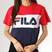 https://www.laboutiqueofficielle.com/achat-t-shirts/tee-shirt-crop-femme-allison-682125-bleu-marine-blanc-rouge-168105.html