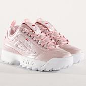 https://www.laboutiqueofficielle.com/achat-baskets-basses/baskets-femme-disruptor-m-low-1010608-71d-chalk-pink-168131.html