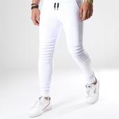 /achat-pantalons-joggings/lbo-pantalon-jogging-627-blanc-168170.html