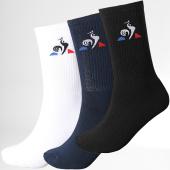 /achat-chaussettes/le-coq-sportif-lot-de-3-paires-de-chaussettes-essential-classic-1821635-noir-bleu-marine-blanc-168526.html
