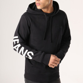 /achat-sweats-capuche/calvin-klein-sweat-capuche-institutionnal-back-1569-noir-168762.html