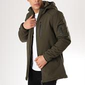 /achat-vestes/frilivin-veste-zippee-capuche-poche-bomber-l293-vert-kaki-168838.html