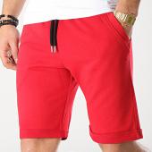 /achat-shorts-jogging/lbo-short-jogging-644-rouge-169081.html