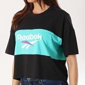 /achat-t-shirts/reebok-tee-shirt-crop-femme-classics-vector-dx3811-noir-vert-168966.html