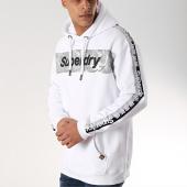 /achat-sweats-capuche/superdry-sweat-capuche-avec-bandes-international-monochrome-overs-m20990at-blanc-argente-169029.html