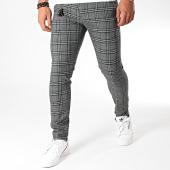 /achat-pantalons-carreaux/classic-series-pantalon-carreaux-p19020-noir-chine-vert-169522.html