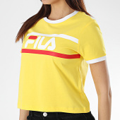 /achat-t-shirts/fila-tee-shirt-femme-crop-ashley-687081-jaune-169477.html