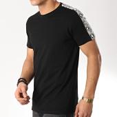 /achat-t-shirts/terance-kole-tee-shirt-a-bandes-98253-noir-reptile-169747.html