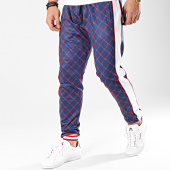 /achat-pantalons-joggings/terance-kole-pantalon-jogging-a-bandes-88025-bleu-marine-rouge-blanc-169767.html