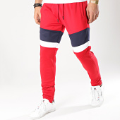 /achat-pantalons-joggings/terance-kole-pantalon-jogging-88022-rouge-bleu-marine-blanc-169768.html
