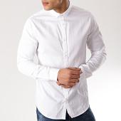 /achat-chemises-manches-longues/armani-exchange-chemise-manches-longues-3gzc14-znauz-blanc-169880.html