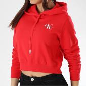 https://www.laboutiqueofficielle.com/achat-sweats-capuche/sweat-capuche-crop-femme-monogram-embroidery-10601-rouge-170062.html