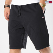 /achat-shorts-jogging/tommy-hilfiger-jeans-short-jogging-classics-6034-noir-170142.html