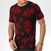 /achat-t-shirts/berry-denim-tee-shirt-jak-101-noir-rouge-renaissance-170379.html