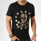/achat-t-shirts/berry-denim-tee-shirt-jak-097-noir-dore-serpent-170385.html