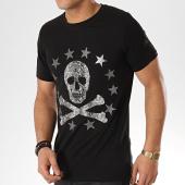 /achat-t-shirts/berry-denim-tee-shirt-jak-097-noir-argente-serpent-170386.html