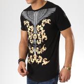 /achat-t-shirts-longs-oversize/berry-denim-tee-shirt-oversize-strass-jak-094-noir-renaissance-170401.html