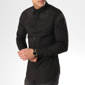 /achat-chemises-manches-longues/berry-denim-chemise-manches-longues-strass-jk060-noir-170407.html