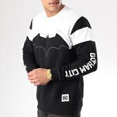 /achat-sweats-col-rond-crewneck/batman-sweat-crewneck-gotham-noir-blanc-170480.html