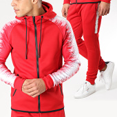 /achat-ensembles-survetement/zayne-paris-ensemble-de-survetement-tx-170-rouge-blanc-170328.html