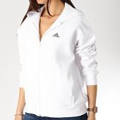 /achat-sweats-zippes-capuche/adidas-sweat-zippe-capuche-femme-s2s-dv0782-blanc-170567.html