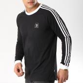 /achat-t-shirts-manches-longues/adidas-tee-shirt-manches-longues-cali-bb-du8394-noir-blanc-170569.html