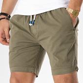 /achat-shorts-chinos/american-people-short-jogg-jean-trak-vert-kaki-170557.html