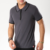 /achat-polos-manches-courtes/american-people-polo-manches-courtes-silk-gris-170565.html