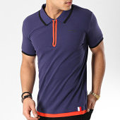 /achat-polos-manches-courtes/american-people-polo-manches-courtes-silk-bleu-marine-170566.html