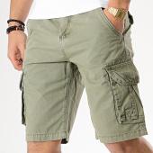 /achat-shorts-cargo/american-people-short-cargo-tomy-vert-kaki-170585.html