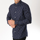 /achat-chemises-manches-longues/celio-chemise-manches-longues-nabouquet-bleu-marine-170657.html