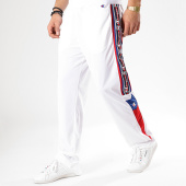 /achat-pantalons-joggings/champion-pantalon-jogging-avec-bandes-213049-blanc-170623.html