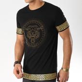 /achat-t-shirts/mtx-tee-shirt-strass-c3785-noir-dore-renaissance-170706.html