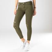 /achat-jeans/girls-only-jean-slim-femme-d595-vert-kaki-170775.html