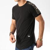 /achat-t-shirts-longs-oversize/mtx-tee-shirt-oversize-strass-m1827-noir-dore-170744.html